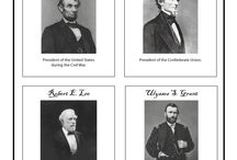 US History / by Jen @ Chestnut Grove Academy