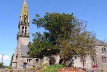 Paysage breton / Quelques clichés pris lors de mes sorties d'entraînements à vélo dans le Finistère et Morbihan.
