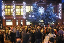 Jarrow Christmas lights switch on 2014! / Snaps from the Jarrow Christmas lights switch on 2014!