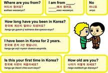 learning hangul
