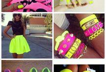 Cosas fluorescentes