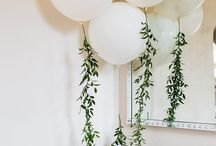 Filled Wedding Balloons