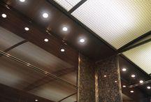Elevator Interior Lighting