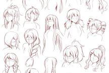 Hair stely★