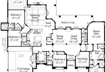 Custom Home Floor Plan Pinsperation / A collection of floor plans to help our custom home clients start dreaming big.