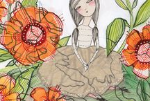 Drawings / by Marta Muñoz Fernández