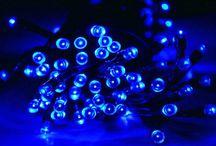 Blue Christmas Lights – Great Way To Celebrate Christmas