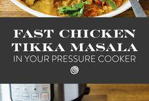 Instant pot pressure cooking recipes