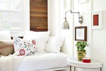 BEDROOM / Bedroomy design, colors, textiles