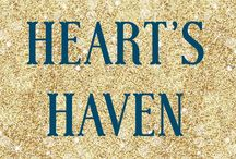 heart's haven / A group of friends sharing life's ups, downs, and everything in the middle.