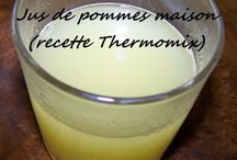 jus de fruits au thermomix