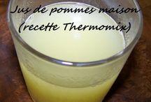 jus de fruits au thermomix