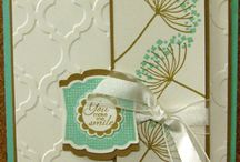 Stampin up summer Shillouettes
