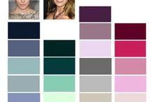 my colours palette