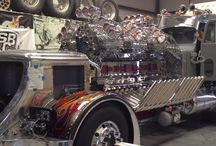 Extreme Trucks / Some of the most extreme trucks and things they've done.
