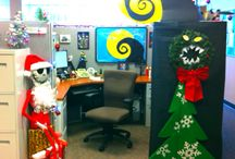HOLIDAY OFFICE MAKEOVERS