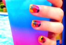 Nail Ideas / by Kelly Waterton