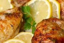 Chicken / Simple and delicious recipes for chicken.