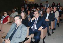 RENDICION DE CUENTAS / Raúl Pérez Torres presenta su rendición de cuentas a la comunidad. Actividades de la CCE, proyectos, acuerdos.