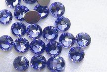 Rhinestones Etc. / Swarovski rhinestones, hot fix metal trim, nail heads, Priceless rhinestones, Swarovski pearls