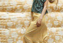 Amarillo / Photos by Noemi Elias Bascuñana, Model: Elizabeth Clapes