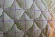 machine quilt