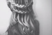 Hair Makeup & Nails <3 / Ideas to try out  / by Chassey Marth