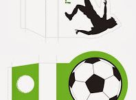 calcio stencil