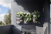 Balcón mobiliario