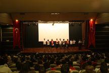 Okul başkanları seçildi