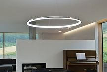 modern led light