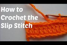 crochet - croseta