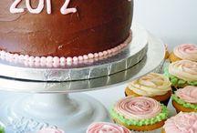 2012 Chocolate Cake / chocolate cake