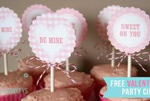 Free Printables / by Gretchen | Three Little Monkeys Studio