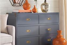 Bold Accent Pieces