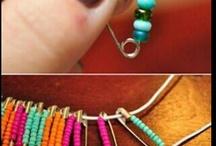 DIY / Prezenty, ubrania, biżuteria robione ręcznie.