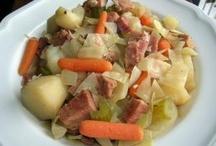 Food/Recipes / by Connie Kelsch