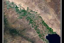 CALIFORNIA FROM SPACE