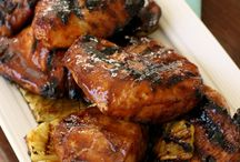 Cooking - Grilling Recipes / Good for the grill and the soul.