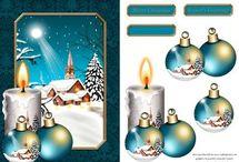 Zima-Vánoce