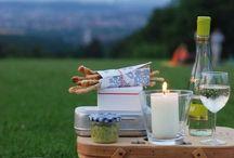 □ picnics