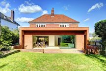 Muswell Hill House / This 1930s built detached house has been enlarged by about 60 sq.m at ground floor level.