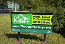 The Otter Nursery Ottershaw / Experts in supplying trees, hedging, shrubs, roses, herbaceous, climbers and more to anyone who demands only the healthiest plants and landscaping products from a trusted supplier - Ottershaw - Surrey