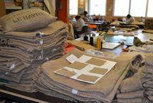 L'atelier de Couture Lilokawa / Découvrez l'atelier de fabrication des créations Lilokawa.  (ERDRE et LOIRE INITIATIVES (ELI) à Ancenis)