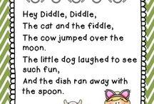 Nursery Rhymes / by Erica Winkle