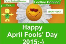 Loolloo Boolloo April