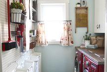 Interiors: Laundry