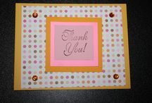 Scrapbook Pages & Cards / Marcie Hill's scrapbook and card projects