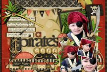 Scrapbooking PIrates