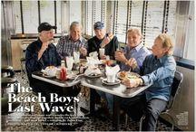 The Beach Boys Reunion (My First Board) / by Barry Piatoff